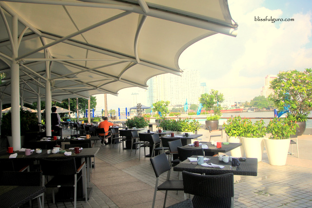 Chatrium Hotel Riverside Bangkok Buffet Breakfast