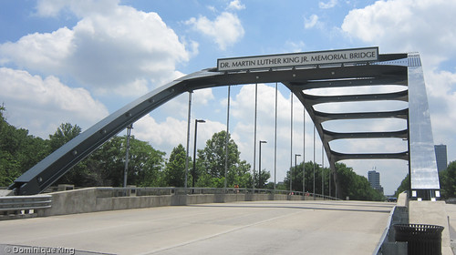 Martin Luther King Bridge, Fort Wayne, Indiana