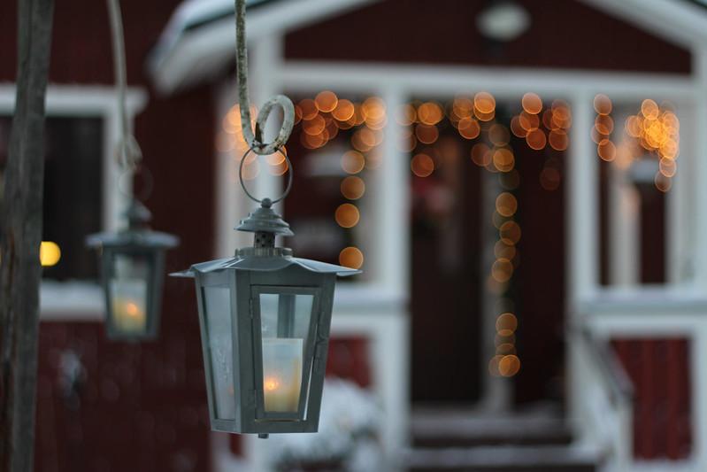 Lantern, Kokemäki, Finland