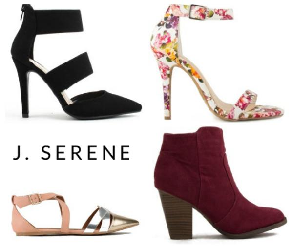 J.Serene, Shoes