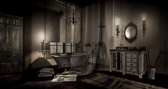 [STUDIOWORX] - Bathroom in the woods - [PM] for Arcade March 2015)