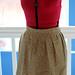 Balloon Skirt from Stylish Skirts, Sato Watanabe