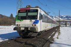 Voralpen-Express Uznach-Schmerikon
