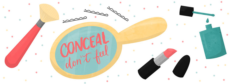 Conceal Don't Feel - Banner
