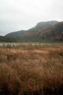 Agawam Lake and Monument Mountain