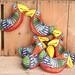 Minky Lovebird Plushie by Spoonflower Fabrics