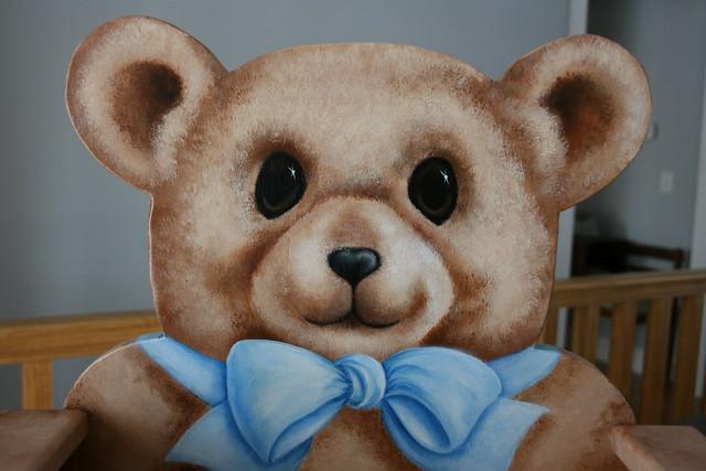 Teddy Bear Rocking Chair Flickr Photo Sharing