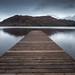 Lough Carragh by Des Daly