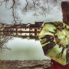 Anhui diaries on a rainy day~ China