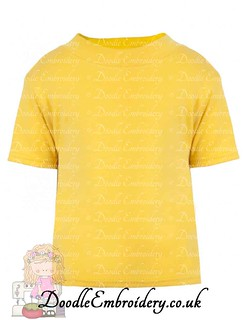 T-shirt - Yellow copy