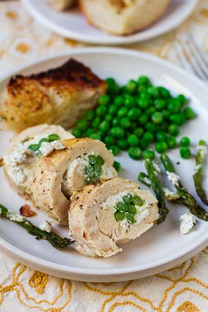 recipe: asparagus stuffed chicken breast tasty [26]