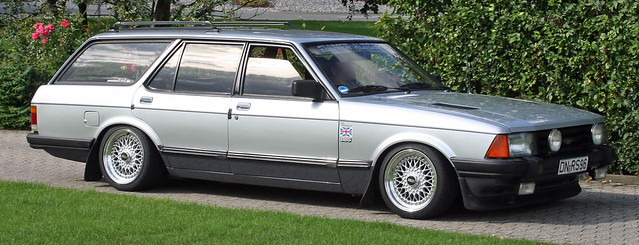 Ford Granada 2,8 Injection Turnier with 2.9 Cosworth Engine, MK III, Mod. 1082