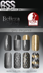 A:S:S Nails for SLINK V2 and Belleza