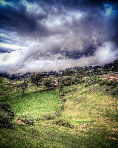 green stone clouds temple ecuador ominous hdr cuenca ingapirca 3xp cañar guapán 20150216