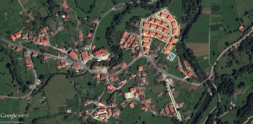 después, urbanismo, foto aérea,desastre, urbanístico, planeamiento, urbano, construcción,Arredondo, Cantabria