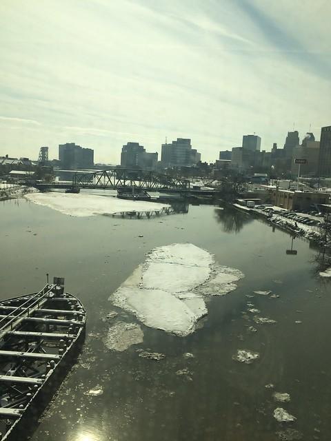 日, 2015-02-22 11:31 - Passaic River NJ