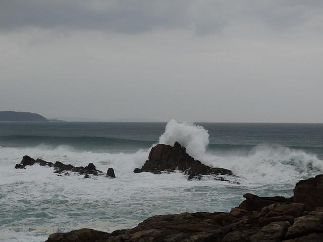 Costa de Arteixo en la ruta Sisalde - Costa Arteixo