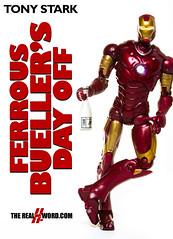 Ferrous Bueller's Day Off?