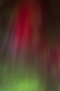 March Aurora