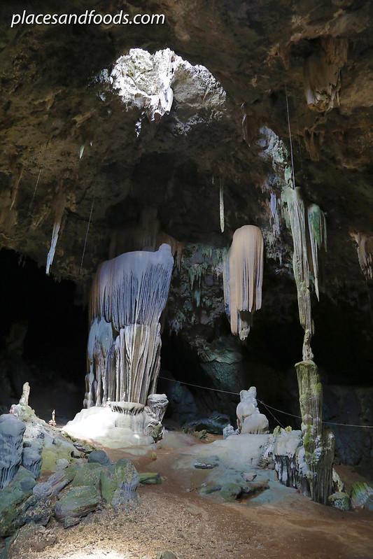 Khao Kriap Cave natural light chumphon