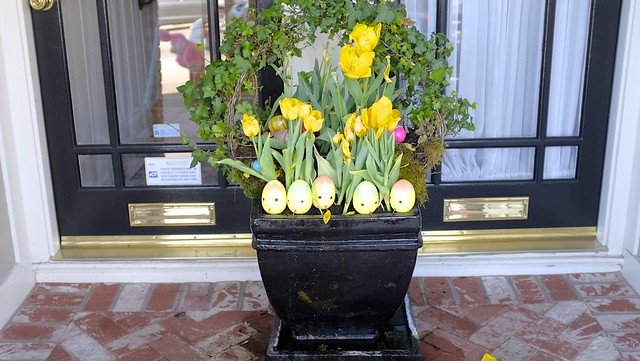 94118_easter_laurel_village_porch_decor_DSF3187 | Flickr ...