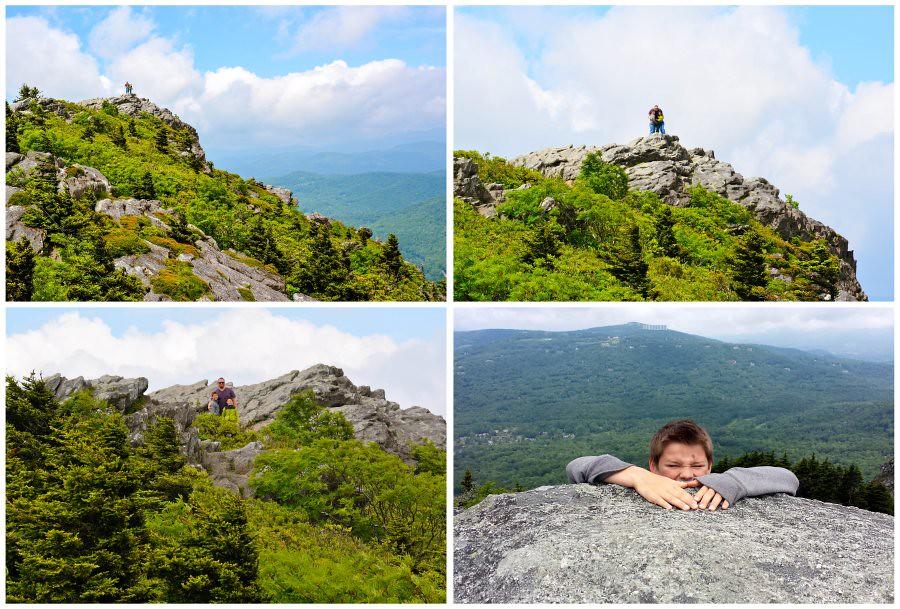 boys on the mountain