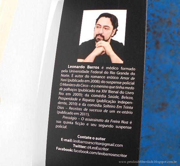 Leonardo Barros - Presságio