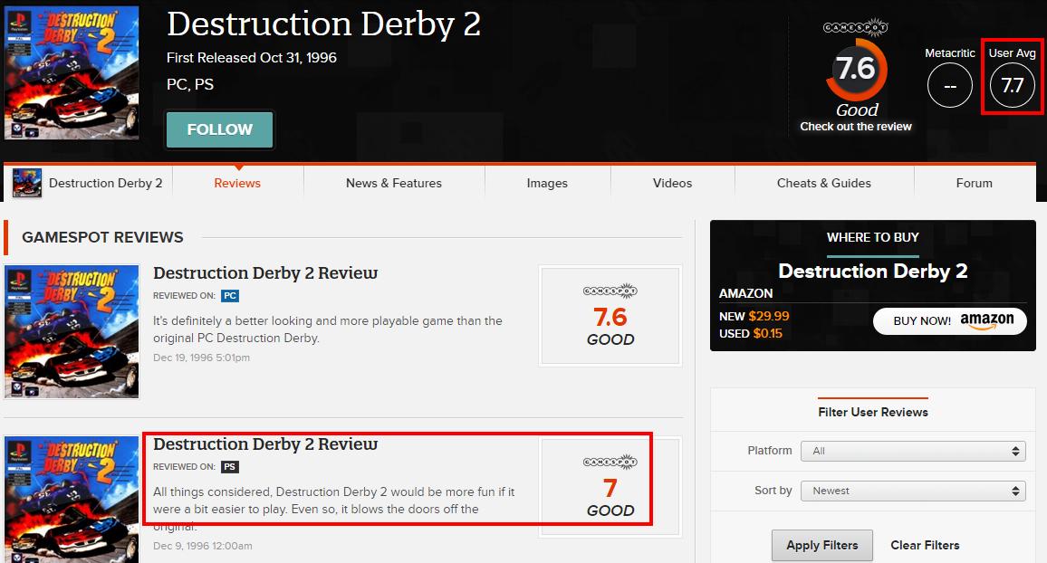 destruction derby 2 crack