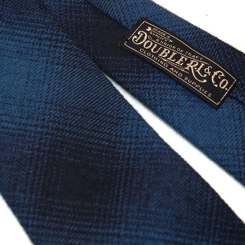 RRL / Handmade Cotton Tie