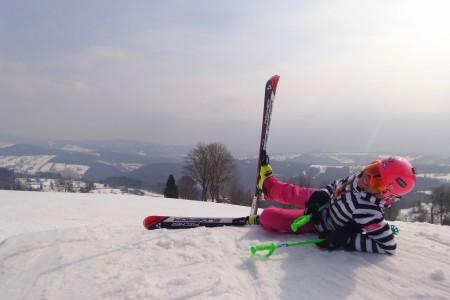 SNOW tour 2014/15: Paseky – jaro, skokánky a Motač-padač
