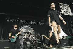 Whitechapel - Vans Warped Tour 2016