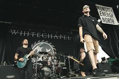 Whitechapel - Vans Warped Tour 2016