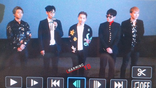 Big Bang - Movie Talk Event - 28jun2016 - CharmingYB - 02