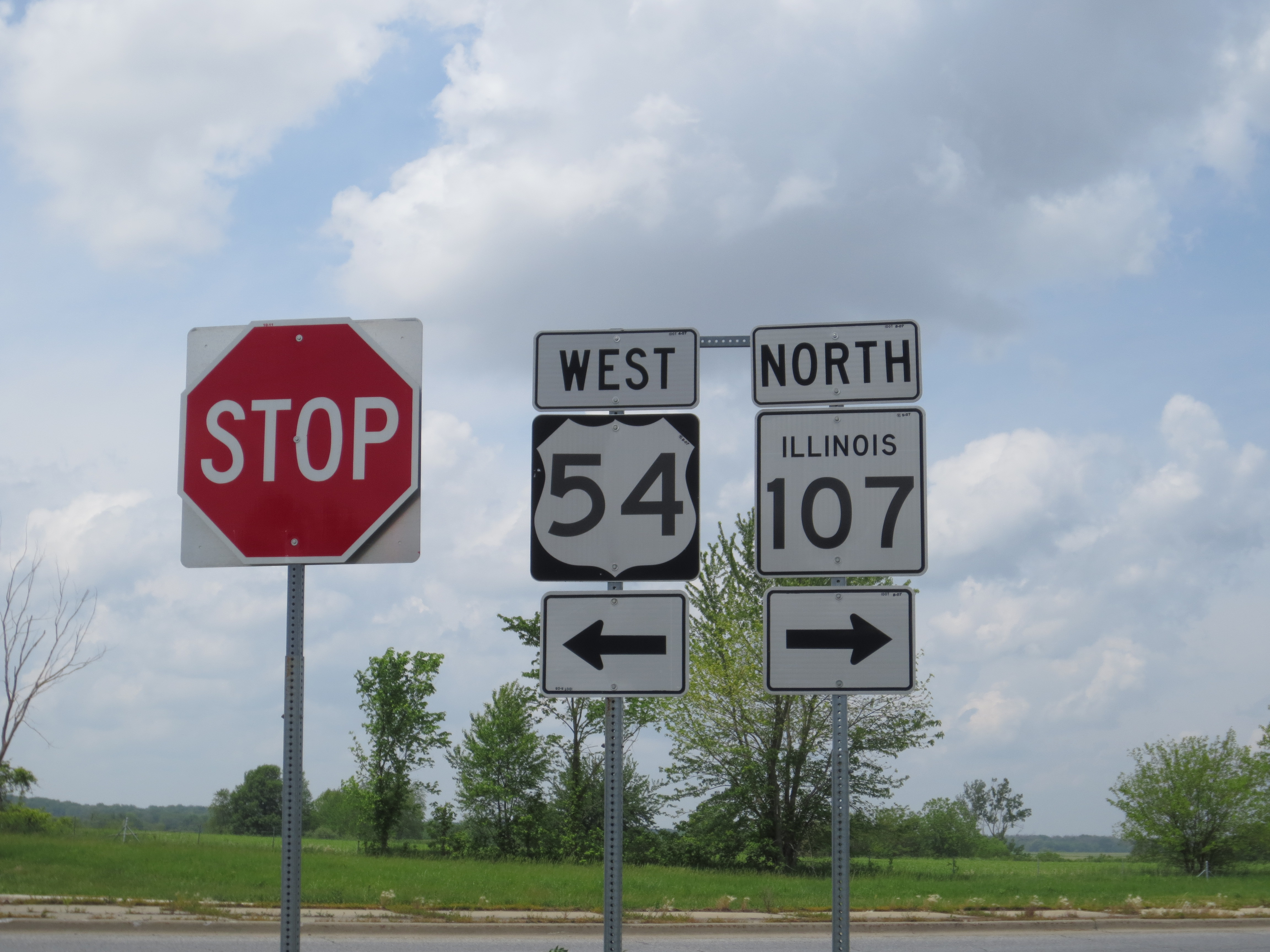 Illinois pike county griggsville - Il 107 Stw