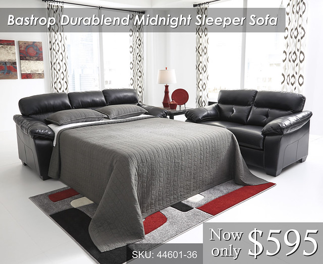 44601-36 (Full Sleeper Sofa) -- PRICED