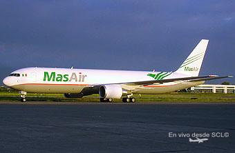 MAS Air  B767-300F N314LA (E.Saavedra)