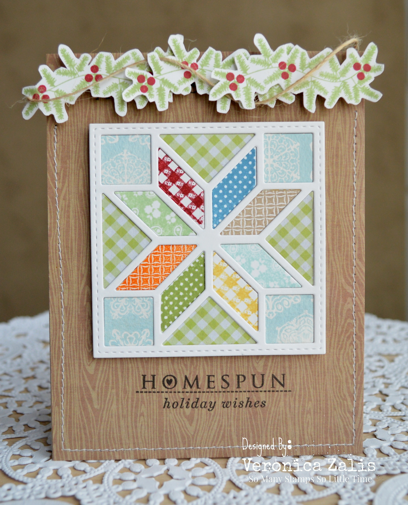 Homespun Quilt