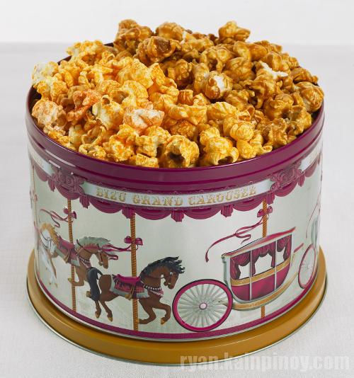 Carousel Popcorncopy