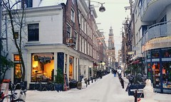 Season's greetings from Amsterdam