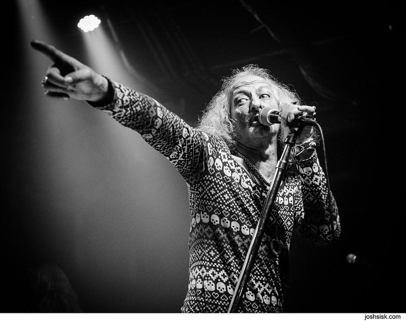 Pentagram @ Soundstage