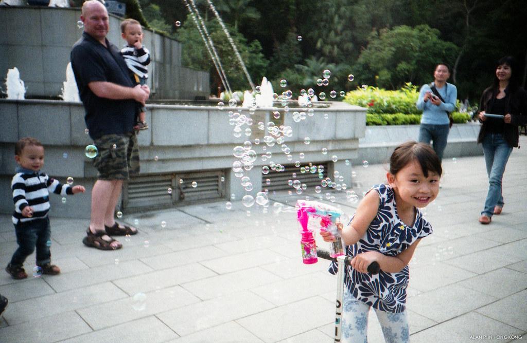 Love in the bubbles