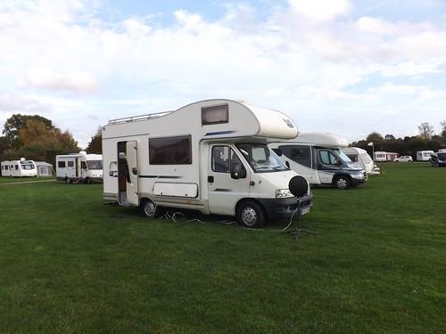 Riverside Caravan Park, Stratford