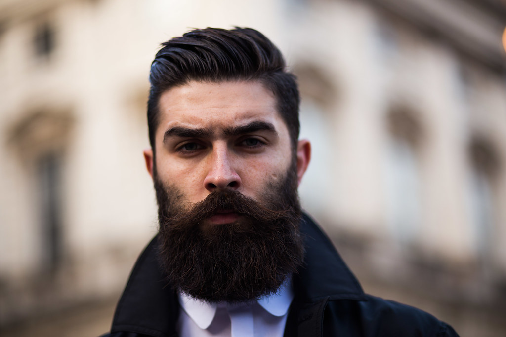 Street Style - Chris Millington, London Fashion Week