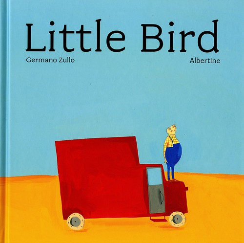 Little Bird, cover