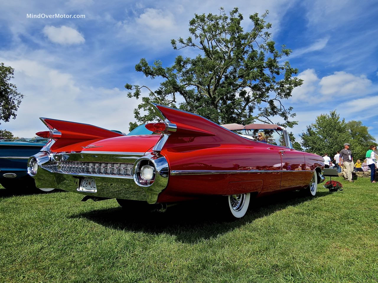 1959 Cadillac Series 62 Rear