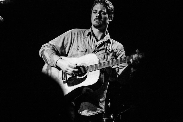 Sturgill Simpson live in Portland OR-40