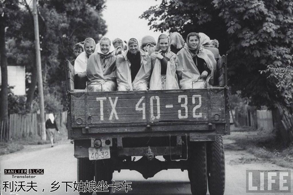 1958-1960年苏联(杰瑞·库克 摄)32