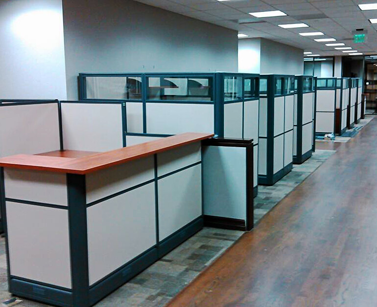 Office Cubicles In Jacksonville Florida