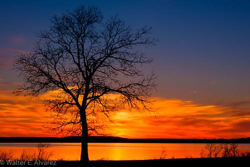 Copan Lake, Oklahoma