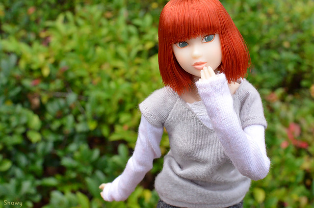 KID BLUE momoko DOLL Strawberry Ver.